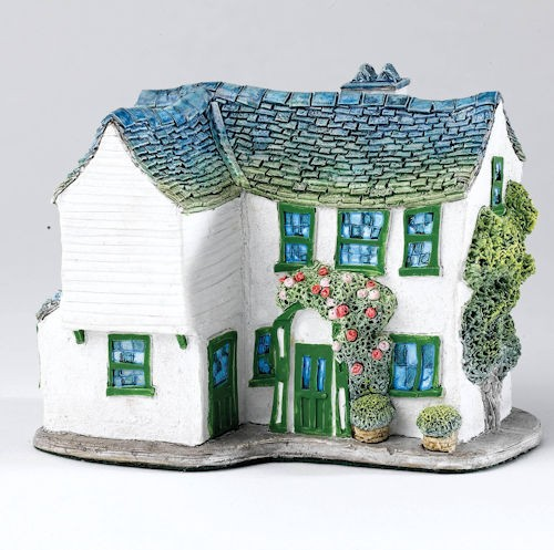 Lilliput Lane, Miniaturhäuser, Miniaturhaus, Cottage, Bend of Bump, Beatrix Potter