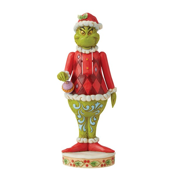 Jim Shore, Heartwood Creek, The Grinch Collection, Grinch, Grinch Nutcracker, Grinch als Nussknacker, 6009199, The Grinch by Jim Shore