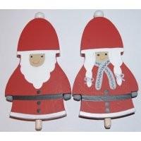 Weihnachtspärchen Alf und Alva