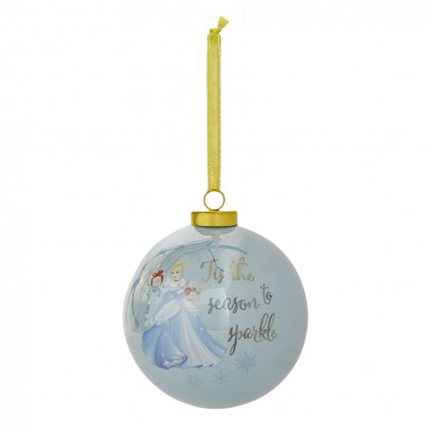 Disney, Walt Disney, Widdop and Co, Disney, Hanging Decoration, XM9494, Weihnachtsanhänger, Disney Weihnachtskugel, Disney Cinderella