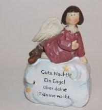 Gilde Handwerk, Gilde Engel, Gilde Schutzengel, Gute Nacht, Ein Engel über deine Träume wacht