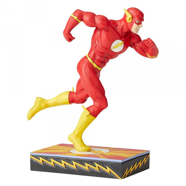 Disney Traditions, Jim Shore, Silver Age - DC Comics Justice League, The Flash