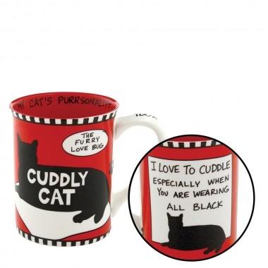 Cuddly Cat Becher