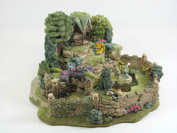 Lilliput Lane, Miniaturhäuser, Miniaturhaus, Cottage, Leonoras's Secret