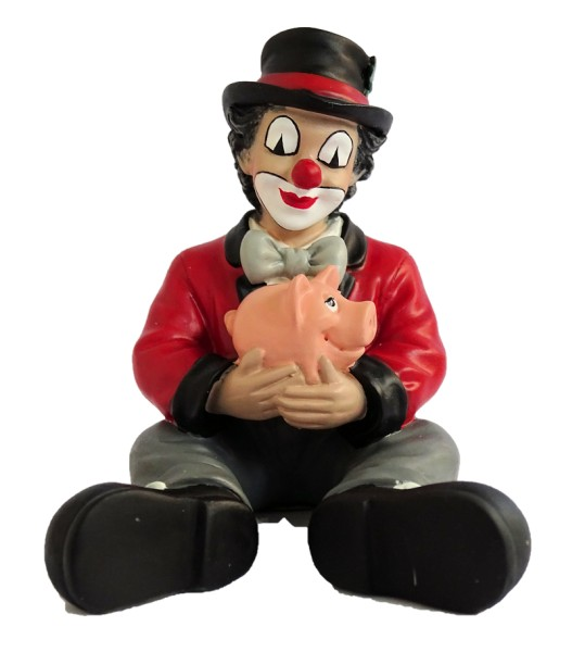 Gilde Handwerk, Gilde Clowns, Glücksbringer, Glücksschwein