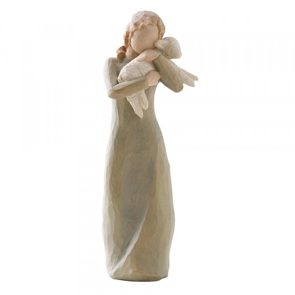 Willow Tree, Willowtree, Demdaco, Susan Lordi, Peace on Earth, Friede auf Erden Figur