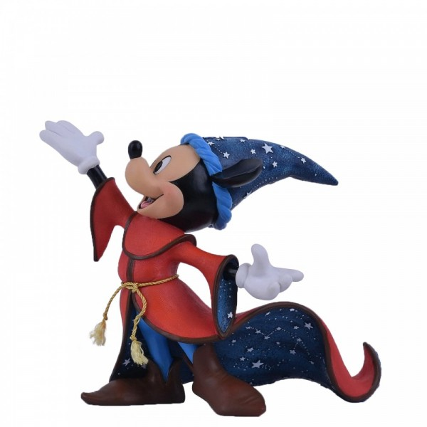 Disney Showcase, Walt Disney, Sorcerer Mickey Mouse Figurine, Zauberer Micky, Fantasia, 6006274