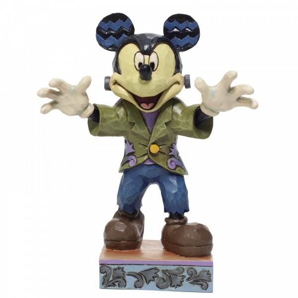 Disney Traditions , Jim Shore, Halloween Mickey, Halloween, Disneyfigur, Disney Figur, Folkart, Volkskunst