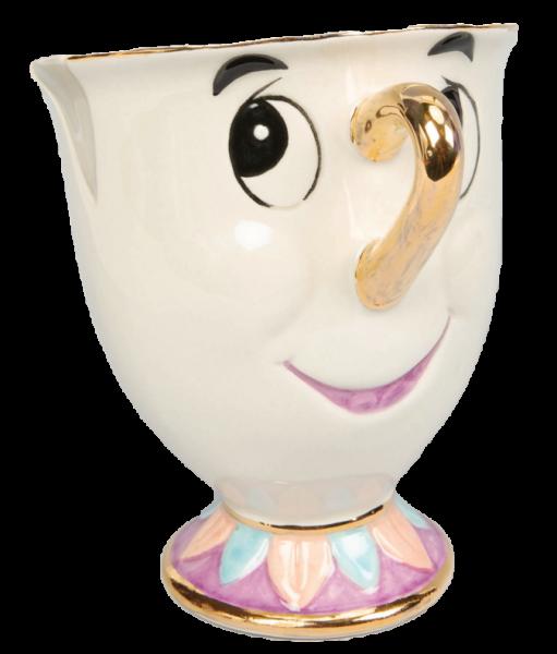 Disney, Walt Disney, Widdop and Co, Disney Die Schöne und das Biest, Beauty and the Beast, Chip Mug, Tassilo Becher, DI620