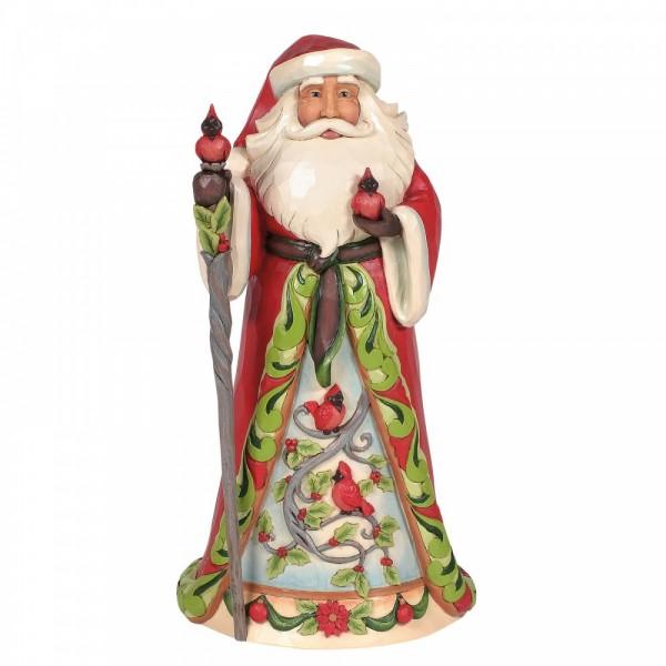 Heartwood Creek, Jim Shore, Hold Your Memories Close, Halte deine Erinnerungen fest, Santa, Weihnachtsmann
