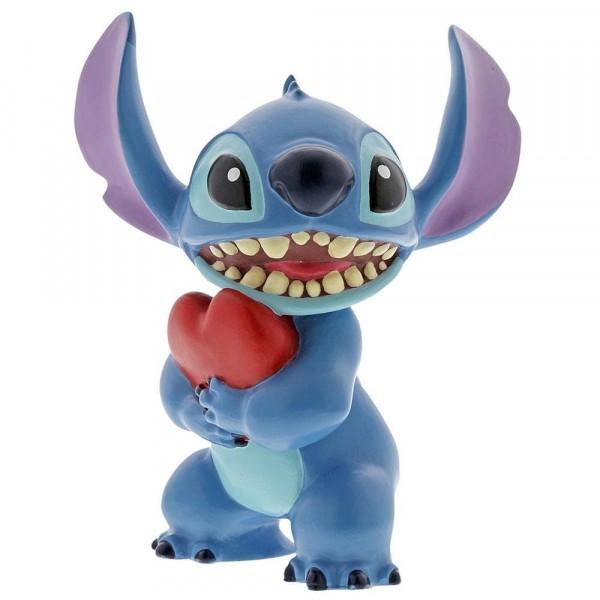 Disney Showcase, Stitch Heart, Stitch mit Herz