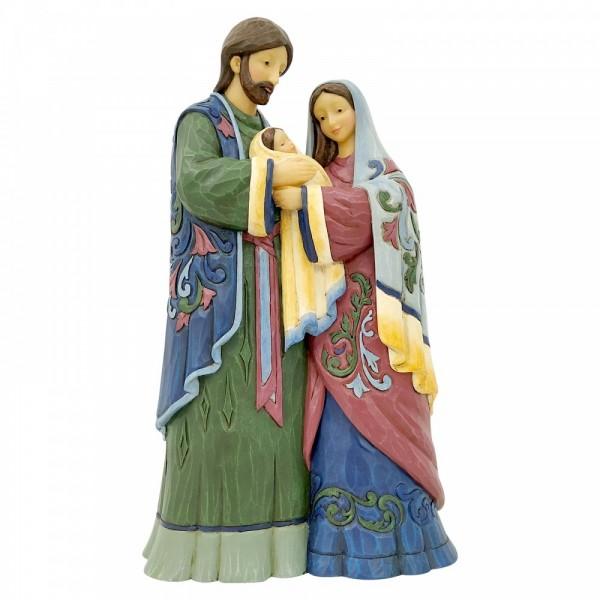 Heartwood Creek, Jim Shore, Holy Infant, Born of Grace, Holy Family, Heilige Familie, Heiliges Kind, geboren in Gnade