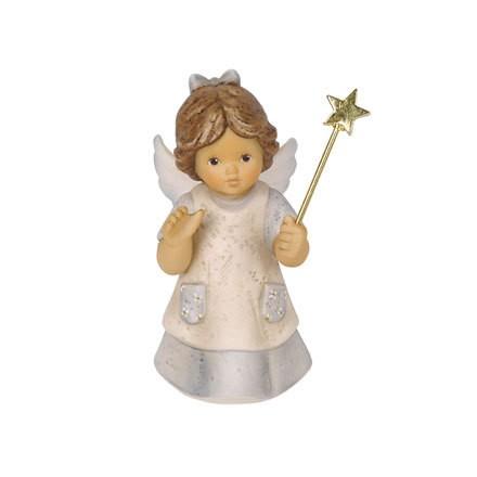 Nina und Marco, Goebel, Engel, Schutzengel, Schutzengel mit Stern