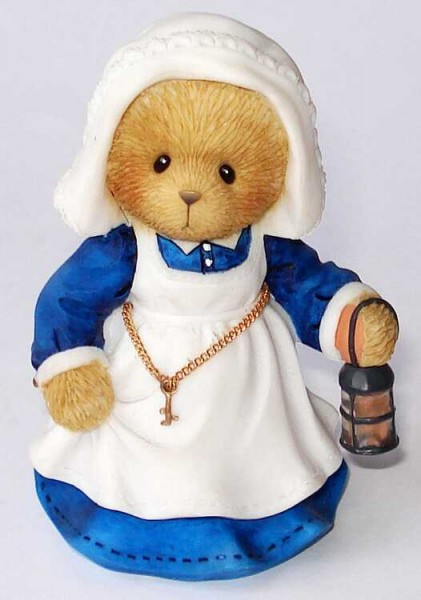 Cherished Teddies, Florence, The Lady with the Lamp