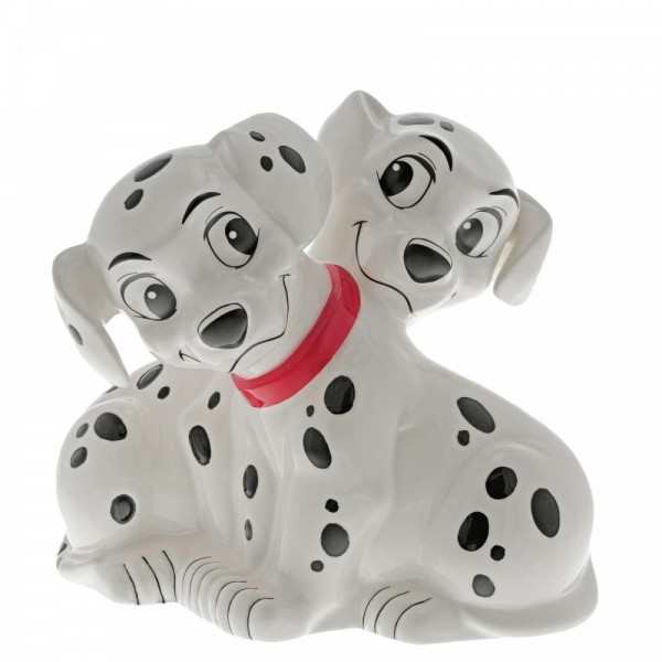 Enchanting Disney Collection, Friend For Life, 101 Dalmatiner, 101 Dalmations, Spardose, Money Bank
