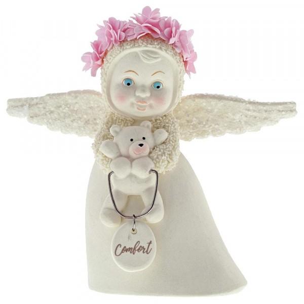 Kristi Jensen Piero, Snowpinions, Snowbabies, Department 56, Angel of Comfort, Tröstender Engel