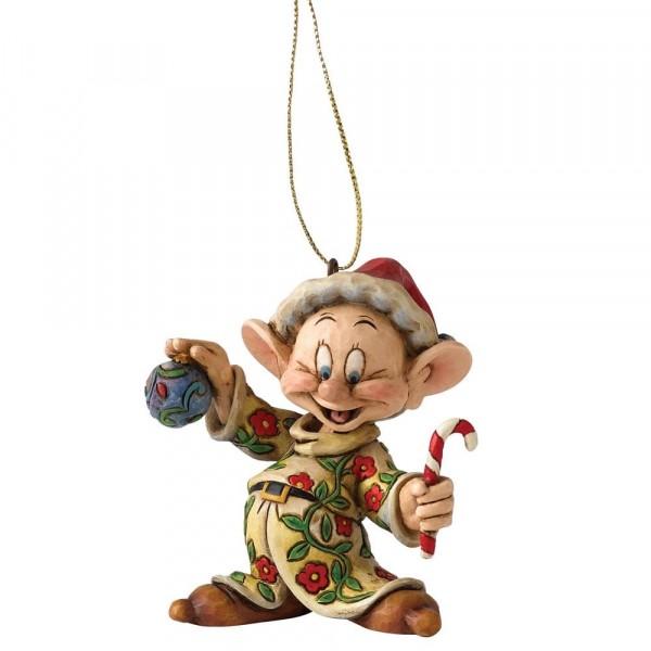 Disney Traditions, Jim Shore, Dopey Ornament, Schneewittchen, Anhänger