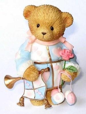Cherished Teddies, Valentine Boy