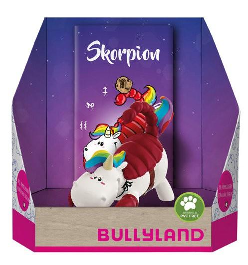 Bullyland, Sternzeichen, Pummeleinhorn, Pummel, Chubby, Pummeleinhorn als Skorpion