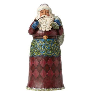 Heartwood Creek, Jim Shore, Rejoice & Be Glad Victorian Santa, Weihnachtsmann