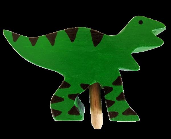 Sebastian Design, Kerzenringe, Kerzenring, skandinavische Kerzenringe, Holzkranz, Holzkränze, skandinavische Dekoration, Dinosaurier, Tyrannosaurus, HK-D-2020-01