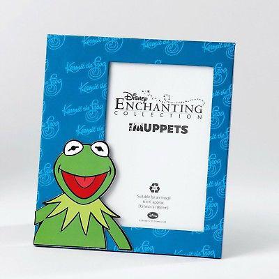 Enchanting Disney, Walt Disney, Bilderrahmen, Muppets, Kermit, DE-A24790, A24796