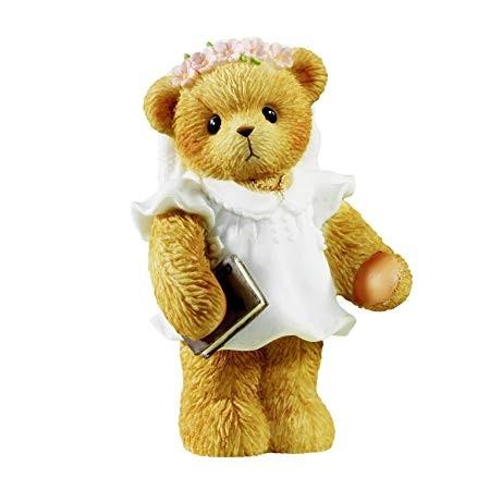 Cherished Teddies, First Communion Girl, Kommunion