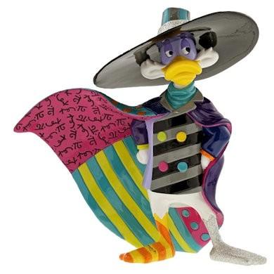 Romero Britto Pop Art aus Miami - Darkwing Duck