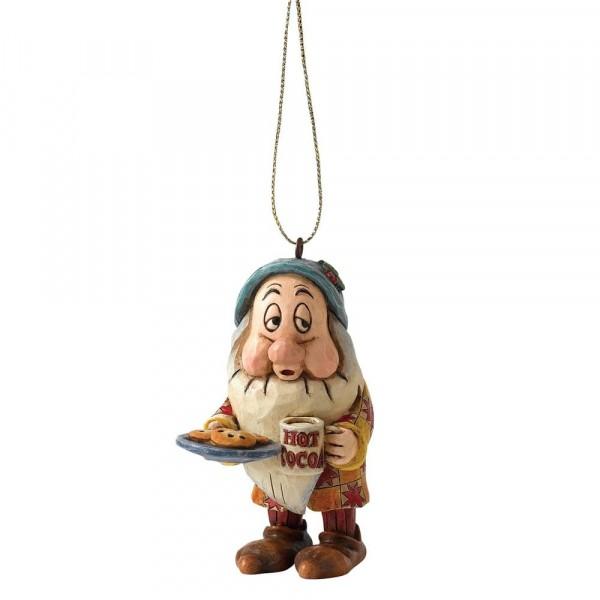 Disney Traditions, Jim Shore, Sleepy Ornament, Anhänger, Schneewittchen