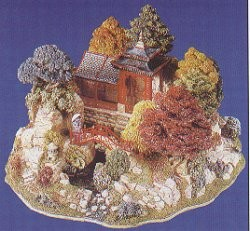 Lilliput Lane, Miniaturhäuser, Miniaturhaus, Cottage, Reflections of Jade