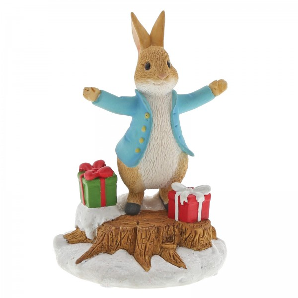 Beatrix Potter, Beatrix Potter Collection, Peter Rabbit, Benjamin Bunny, Flopsy, Jemima Puddle-Duck, Jeremy Fisher, A29928, Peter Rabbit With Presents