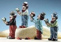 Gilde Handwerk, Gilde Clowns, Kleiner Glückwunsch