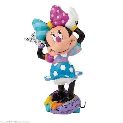 Romero Britto Pop Art aus Miami - Mini Mouse Mini / Minnie Maus