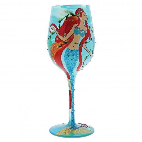 Lolita, Lolita Gläser, Lolita Glas, Lolita Weingläser, Lolita Weinglas, Lolita Prosecco, Mermaid Wine Glass, Meerjungfrau Weinglas, 66582695