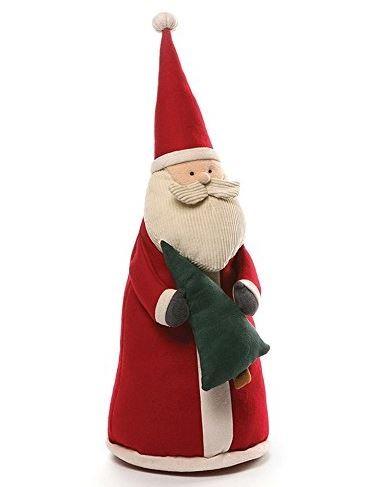 Gund St. Nick-Weihnachtsmann, klein