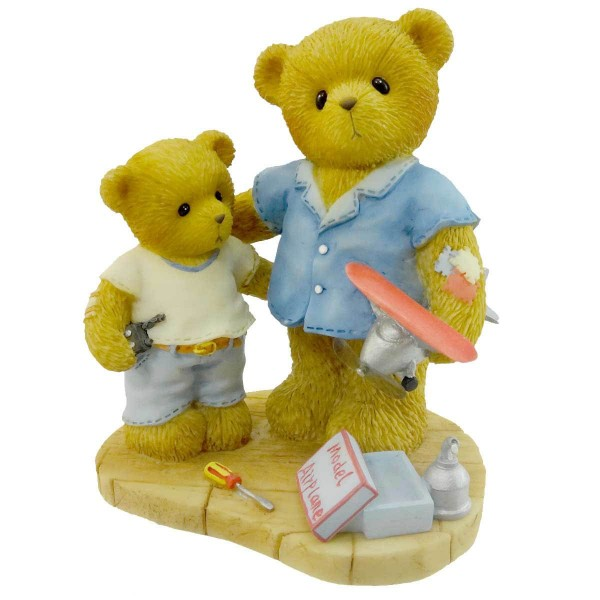 Cherished Teddies, Dad, You Make My Dreams Take Flight